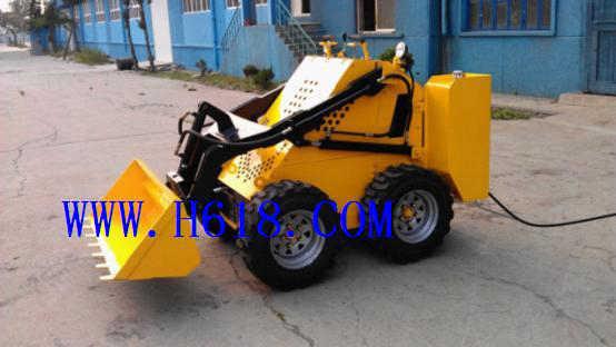 矿用电动滑移装载机电动采矿机