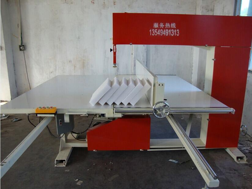 重庆恒翔海绵直切机厂家供应HX-4L海绵立切机,12000元/台