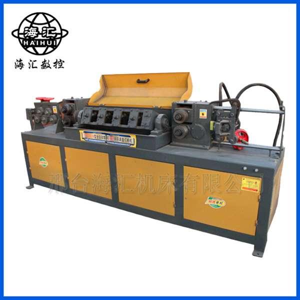 专业生产钢筋调直机厂家数控液压调直机