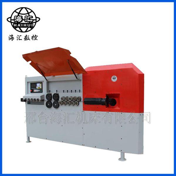 专业生产钢筋机械海汇12B型数控钢筋弯箍机