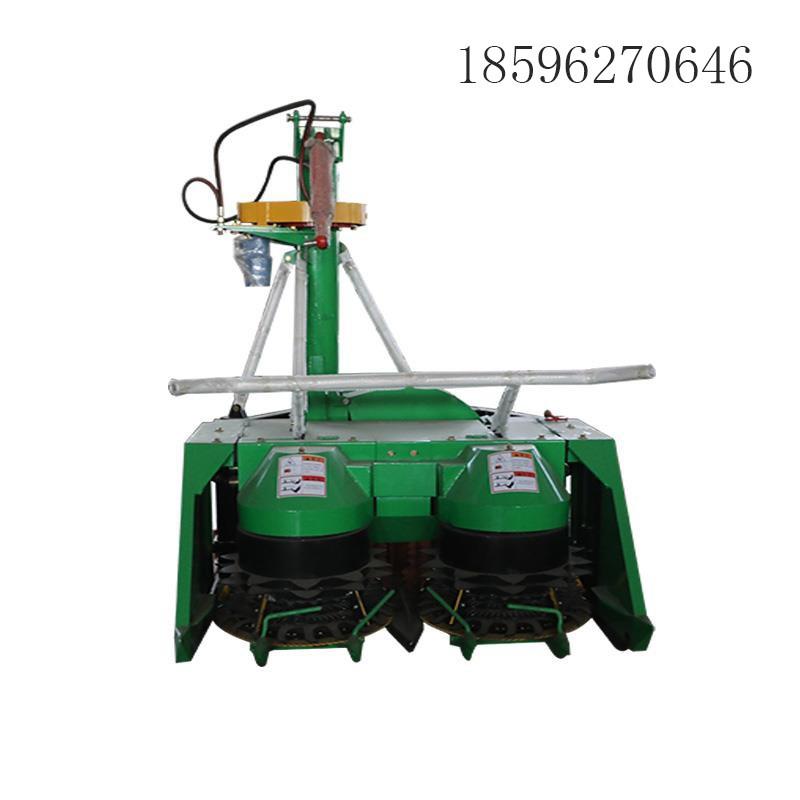 贵州高效小型青储机悬挂式全自动青贮机割台批发价格厂家直销