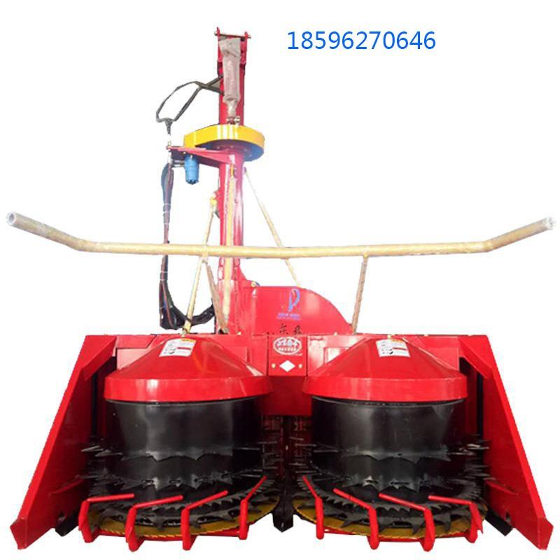 湖北大型牧草青储收获机犇牛2.3米皇竹草青贮机价格