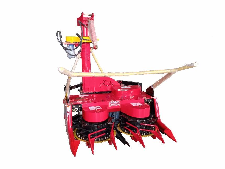 新款悬挂式青贮机割台高效割茬低青贮机批发价格犇牛农机