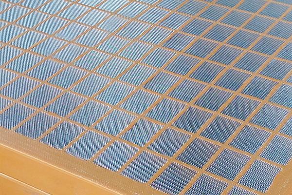 石油泥浆振动筛筛网布朗特VSM300第一层复合材料筛网