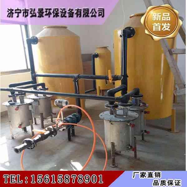 脱硫净化系统是沼气工程中最重要的设备杭州