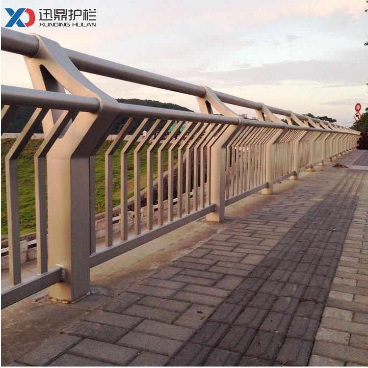 不锈钢复合管护栏|不锈钢复合管桥梁护栏多少钱一米