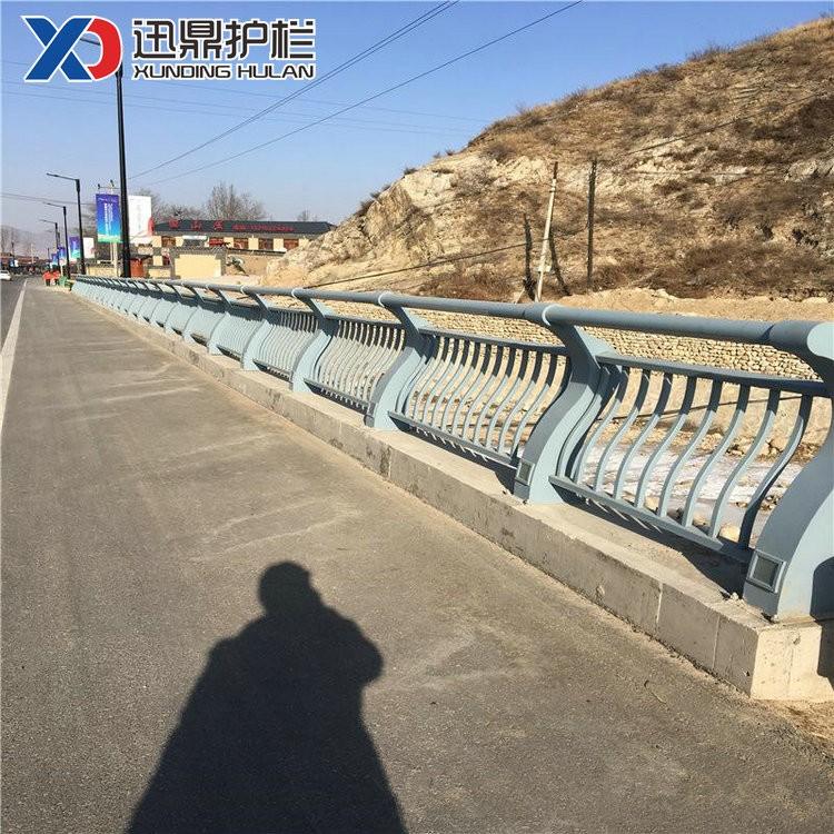 景观桥梁护栏|不锈钢景观桥梁护栏价格多少钱一米