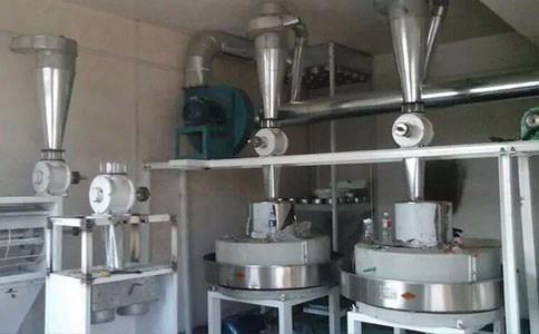 郑州石磨面粉机直销厂家