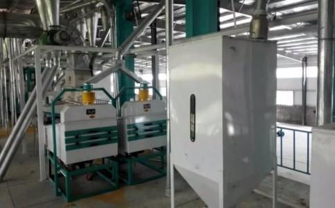 150吨级小麦面粉加工设备生产厂家价格