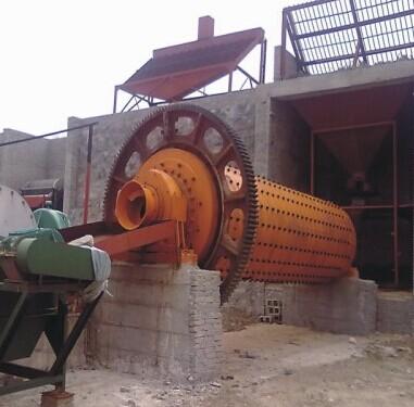 丰源机械生产的选矿球磨机的突出特点