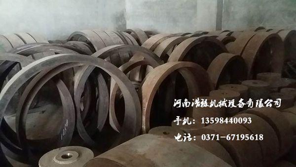 达州雷蒙磨配件浩禄公司4121高锰钢磨环铸造厂
