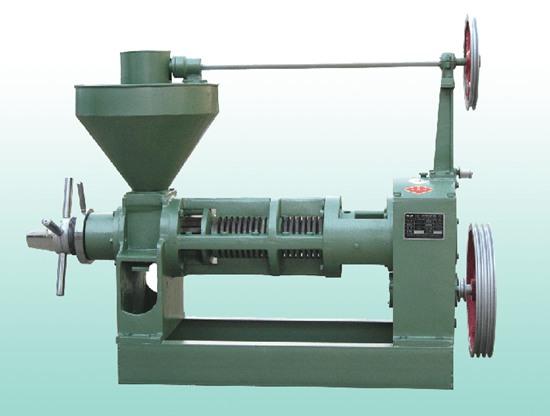 6YL-130A压榨玉米油用哪种榨油设备?采取哪种榨油工艺?