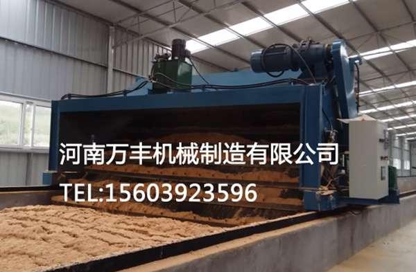 河南鹤壁供应WF-LBFP链板式翻抛机