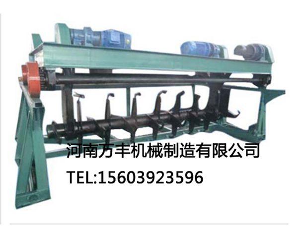 河南鹤壁供应WF-ZCFP整槽式翻抛机