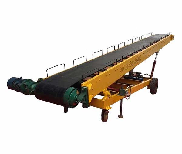 DY移动带式输送机/皮带机