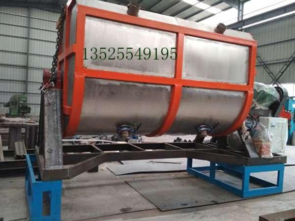 豫强50吨真石漆搅拌机打造2025 中国制造