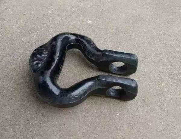 厂家直销矿用连接环 开口式连接环 锯齿环多种规格耐磨抗拉