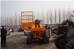 批发混凝土运输车   铰接式4方自上料搅拌车价格