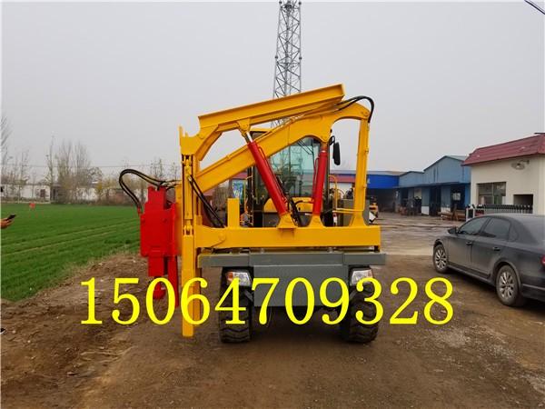 履带式行走护坡钻机 锚固工程钻机 液压锚固钻机生产厂家