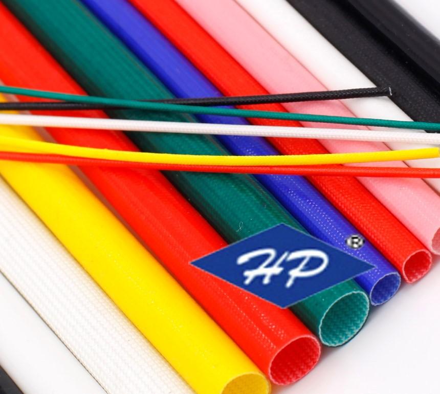 供应硅树脂玻纤套管,玻纤套管,