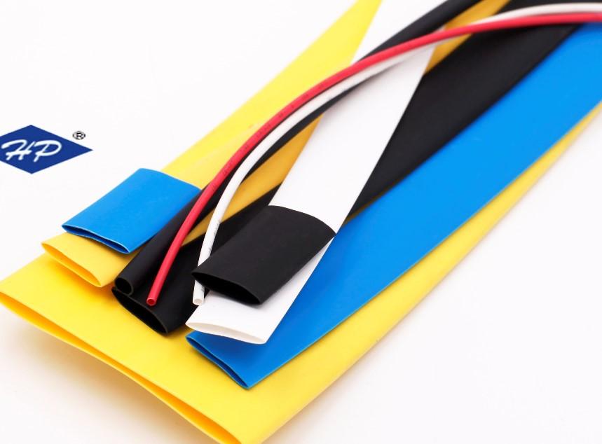 供应PE热缩套管,耐高温热缩套管,硅胶热缩套管