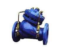 JD742X多功能水泵控制阀
