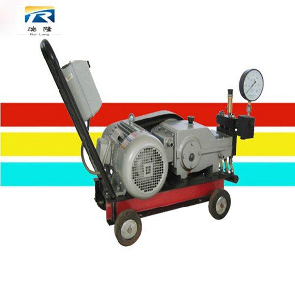 电动试压泵3D-SY主要结构和工作原理