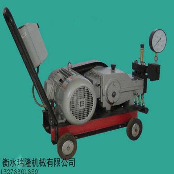 DSY型电动系列试压泵产品概述