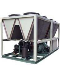 风冷螺杆式冷水机组-螺杆式风冷热泵机组