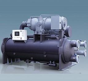 离心式水源热泵中央空调机组