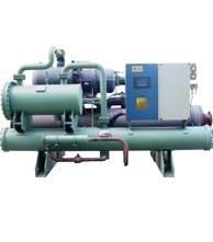 水冷满液式冷水机-水冷商用中央空调