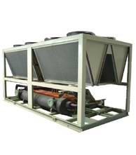 热H收风冷螺杆式冷水机-螺杆式商用中央空调