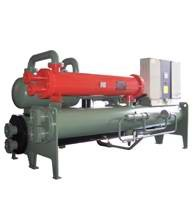 热H收水冷满液式冷水机-热H收中央空调