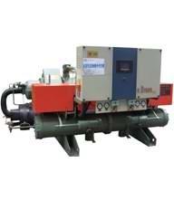 热H收水源热泵机组-热H收商用中央空调-热泵空调机组