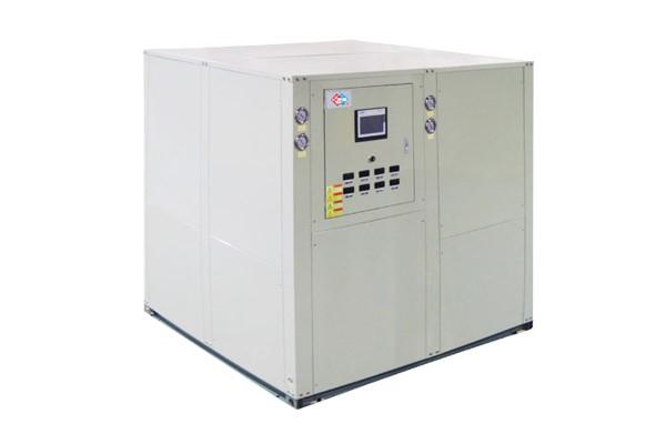 污水源热泵机-洗浴休闲中心专用热泵热水机组