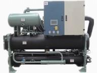 单机双级高温热水机组-高温85度热水机组