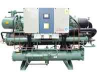 水源热泵热水机组-换热设备-热泵热水机组