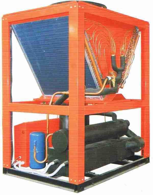 空气源高温热水机-热泵热水机-换热机组