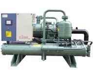 水冷螺杆式低温冷水机-食品冷冻机-乙二醇冷水机组
