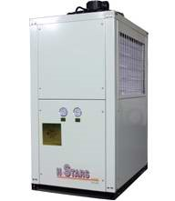 风冷式工业冷水机组-油冷却机组-电镀冷冻机