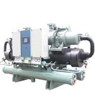 水冷螺杆式工业冷水机组-注塑冷冻机-冰水机组