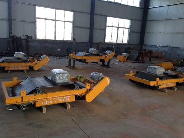 石英砂专用除铁器管道自动除铁器生产厂临朐华邦重工设备有限公司