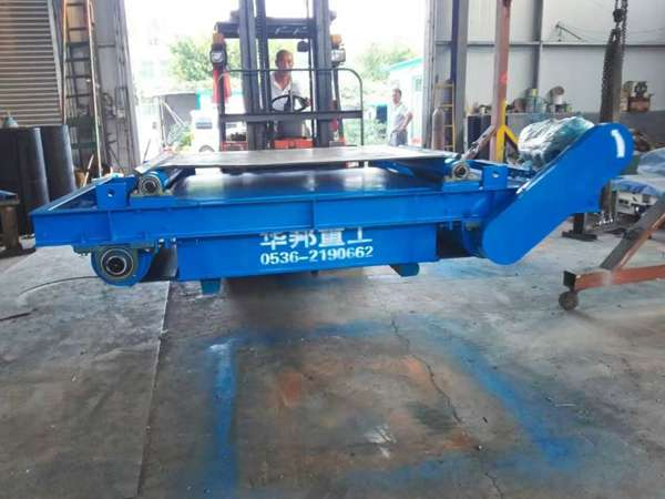 平板式永磁除铁器自卸式除铁器省时省力、使用寿命长临朐华邦重工