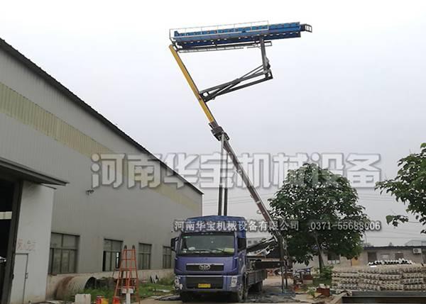 高空压瓦机设备维护与保养