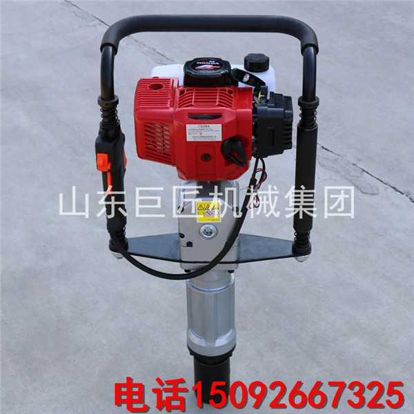 厂家直供地质勘探钻机 QTZ-3便携式取土钻机 轻便取样地质勘察