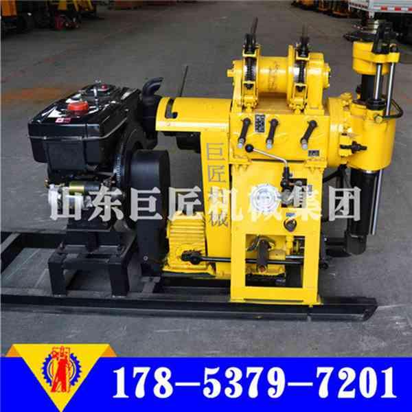 供应现货HZ-200Y型液压岩心钻机高效率液压钻机