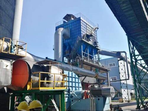 广西焦化厂运焦仓除尘器生产