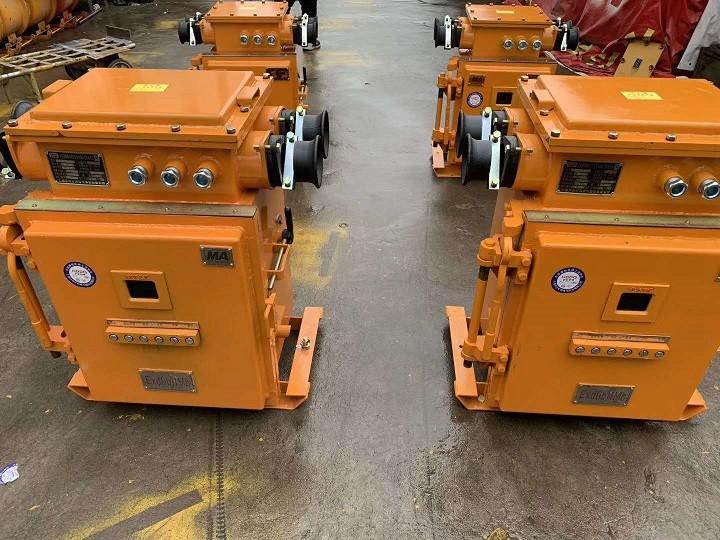 浙江沪东QJZ-60、80、120N型矿用隔爆兼本质安全型可逆真空电磁起动器