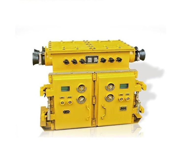 沪东QJZ-2?120/1140SF煤矿风机用隔爆型双电源真空电磁起动器