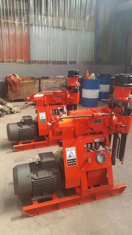 抽放瓦斯ZLJ250注浆钻孔机 双液注浆取芯钻机